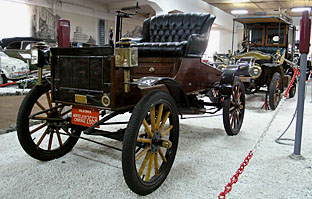 Automobile Museum in Belgrade