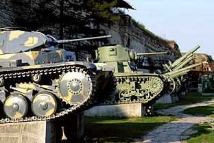 Military Museum, Belgrade Fortress